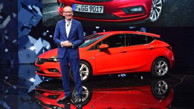 Opels vd Karl-Thomas Neumann.