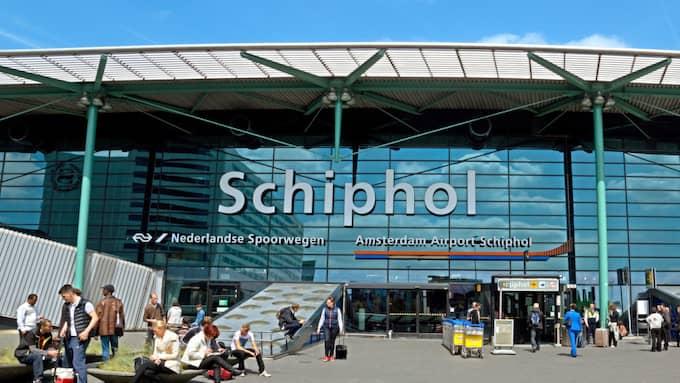 Belgisk polis har känt till att han och en kamrat samma dag som Parisdådet besökt Amsterdams flygplats. Foto: Colourbox