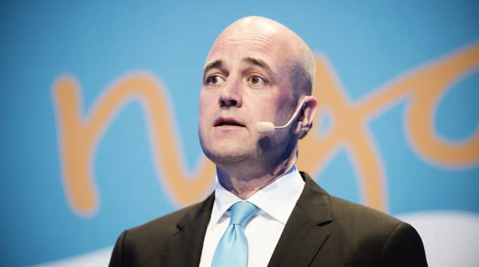 Fredrik Reinfeldt. Foto: Anna-Karin Nilsson / ANNA-KARIN NILSSON EXPRESSEN