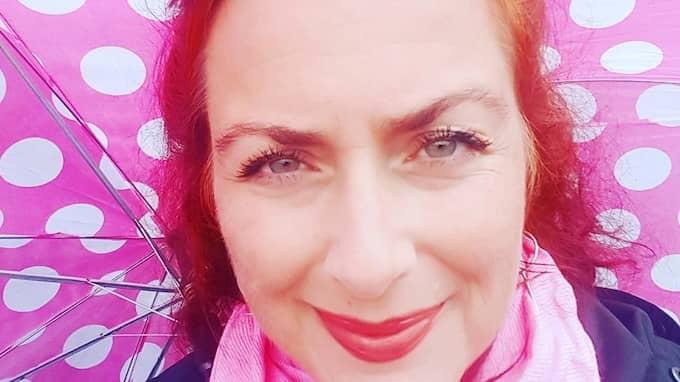 Anna Rosen (F!), ordförande Feministiskt initiativ i Västra Götaland. Foto: PRESSSBILD