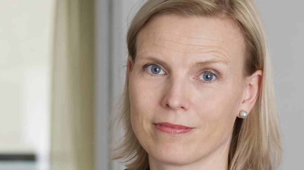 Laura Hartman drog igång debatten om vinster i välfärden. Foto: Torbjörn Larsson / @2013TORBJöRN LARSSON