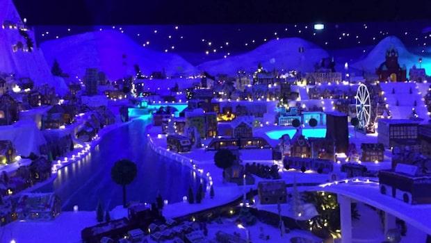 Världens kanske svenskaste pepparkakshus finns i Norge
