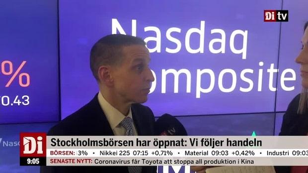 Nasdaq: Därför återhämtar sig marknaden trots viruset