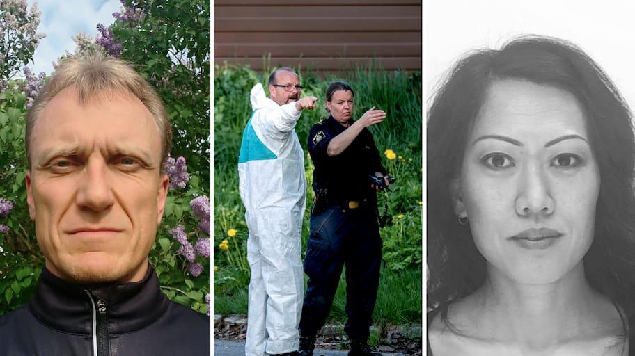 Lena Wesström, 45, försvann spårlöst natten mot i tisdags. Efter