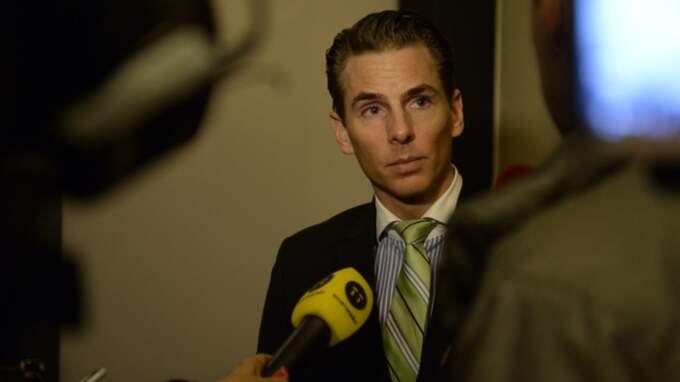 Kvinnans målsägandebiträde, advokat Jens Högström. Foto: Olle Sporrong