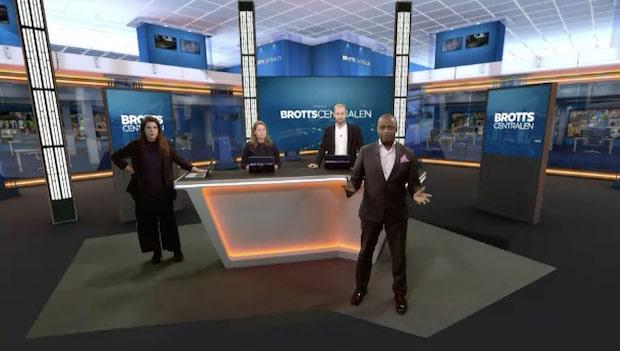 Brottscentralen 15 november - se hela avsnittet här