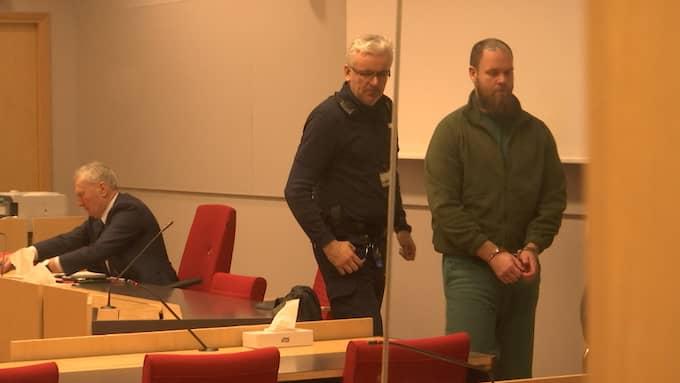 Martin Jonsson dömdes till 18 år i hovrätten Foto: ANTON GYMARK