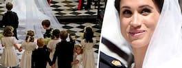 Meghans panikändring – bara dagar före bröllopet