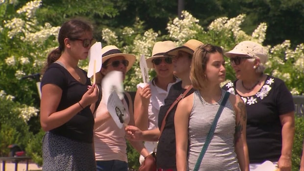 Livshotande extremhettan i USA fortsätter – sex personer har avlidit