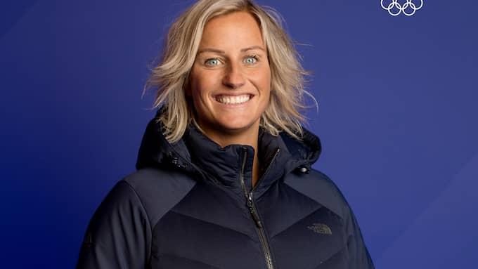 Vibeke Skofterud, expertkommentator Eurosport Norge. Foto: EUROSPORT NORGE