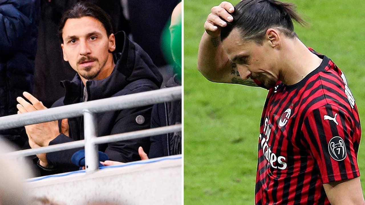 """Då har Ibrahimovic gjort sin sista match"""