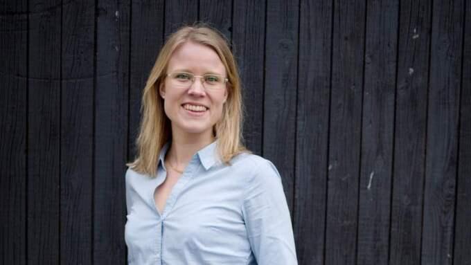 Enligt Riksdagskandidaten Kristina Yngwe (C) handlar det inte om matnationalism utan om att välja sund och säker mat som man kan äta med gott samvete.