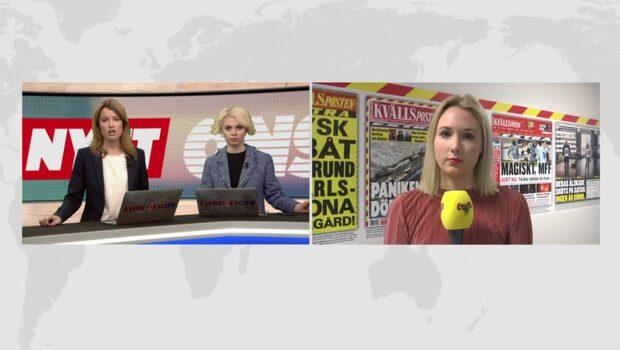 Morgonens nyheter från Sydsverige 6 februari