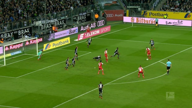 Highlights: Borussia Mönchengladbach-Mainz