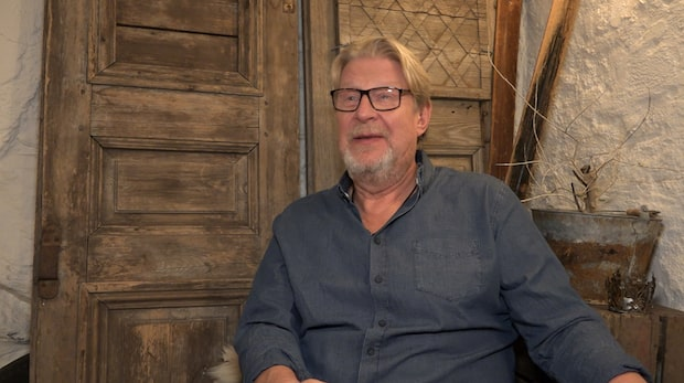 Hela intervjun: Lassgård om arbetslivet och pensionen
