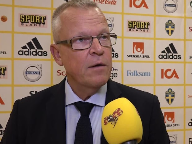 """Andersson försvarar VNL: """"Bra spelare för landslaget"""""""