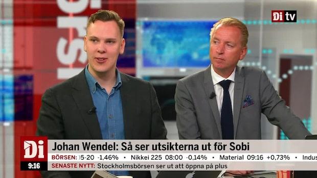 Wendel: Så ser utsikterna ut för Sobi