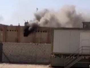 Flygräder i Syrien – strid på tre fronter i staden