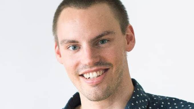 Björn Olsson. Foto: Privat
