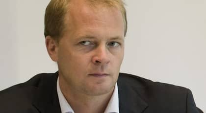 Pontus Gustafsson, Aftonbladets vd. Foto: Henrik Montgomery / Scanpix