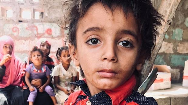 Det bortglömda kriget i Jemen