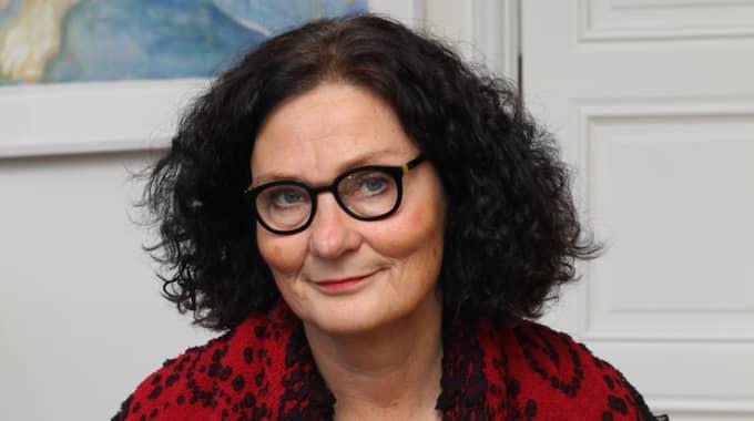 Ebba Witt-Brattström. Foto: Cornelia Nordström