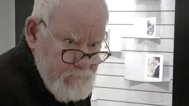Rolf Karlsson har arbetat som guldsmed i 53 år- men nästa vecka stänger han för gott.