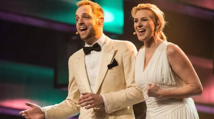 Kul i kubik på SVT Foto: Julia Reinhart