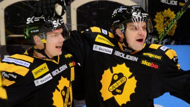 Skellefteå dominerade mot Djurgården - vann med 3-0