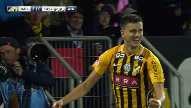 Highlights: Häcken-IFK Göteborg