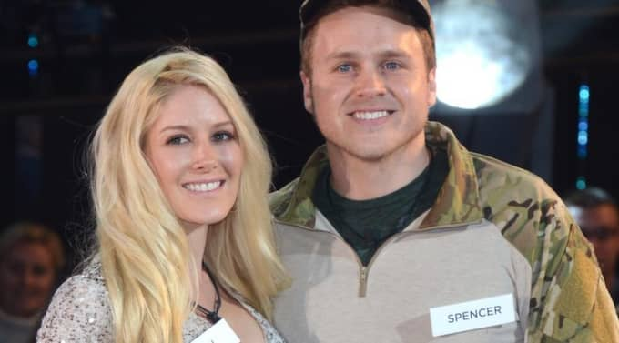 "Heidi Montag och Spencer Pratt är med i brittiska ""Celebrity Big brother"". Foto: Doug Peters"
