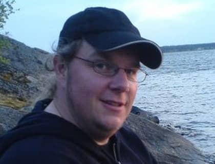 DRABBAD. Mats Björklund blir utförsäkrad vid årskskiftet. Foto: PRIVAT