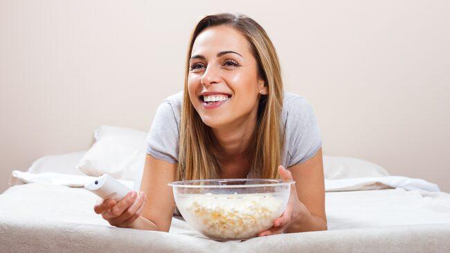 För att fira det anrika snackset listar vi fyra anledningar till att popcorn är bäst.