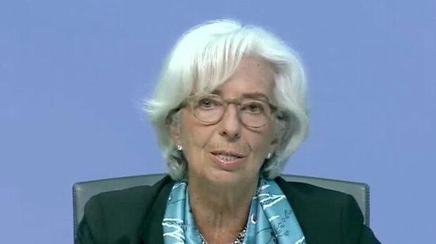 ECB lämnar styrräntan oförändrad - Lagarde kommenterar