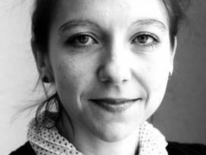 Malin Axelsson är också konstnärlig ledare för Radioteatern.