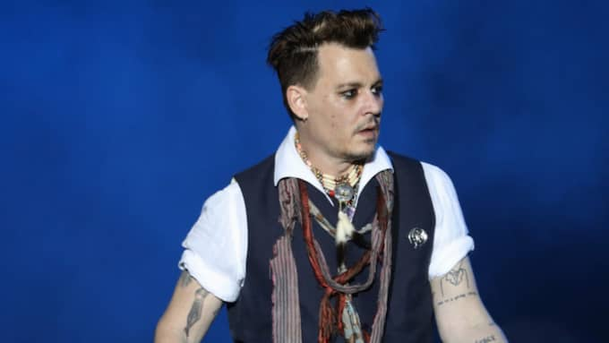 Johnny Depp Foto: Andreas Rentz / GETTY IMAGES GETTY IMAGES EUROPE