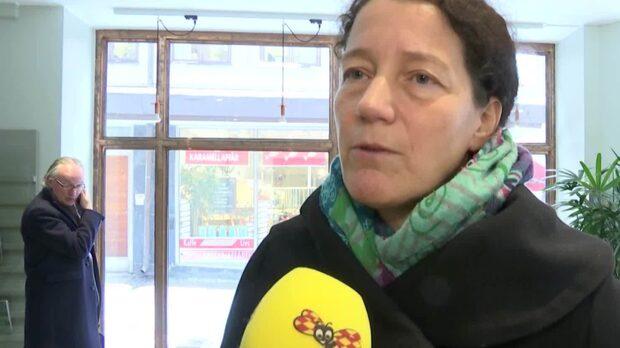 """Kristina Börjeson: """"Det är på allvar"""""""