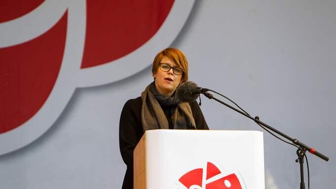 Katrin Stjernfeldt Jammeh (S), kommunstyrelsens ordförande i Malmö. Foto: PEO MÖLLER