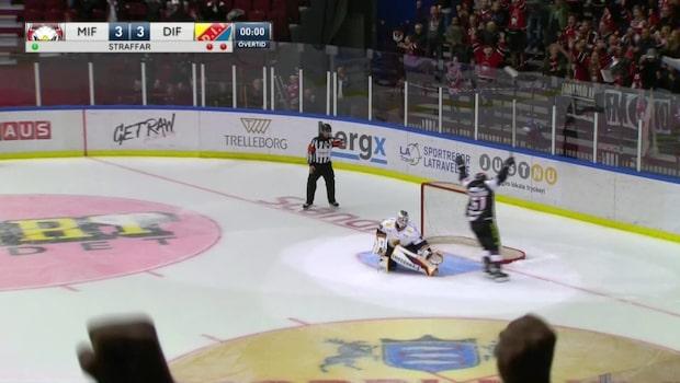 Höjdpunkter: Malmö Redhawks-Djurgården