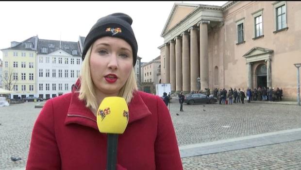 """Reporter på plats i Köpenhamn: """"Intensiva dagar"""""""