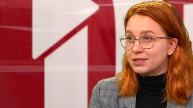 Felicia Åkerman: Uttrycket dumsnål dyker upp