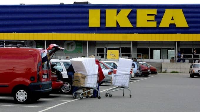 Ikea är ett av de bolag som valt att satsa på Infranode. Foto: LEIF JACOBSSON