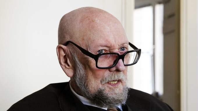 Författaren Torgny Lindgren blev 78 år gammal. Foto: Cornelia Nordström