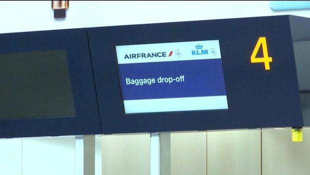 Air France strejkar – inställda avgångar idag