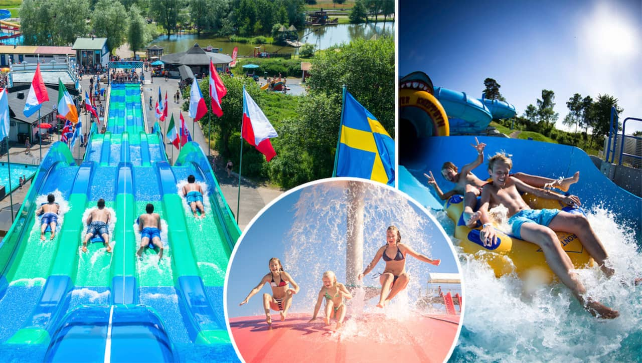 Vattenland I Sverige 8 Bästa Utebaden Allt Om Resor