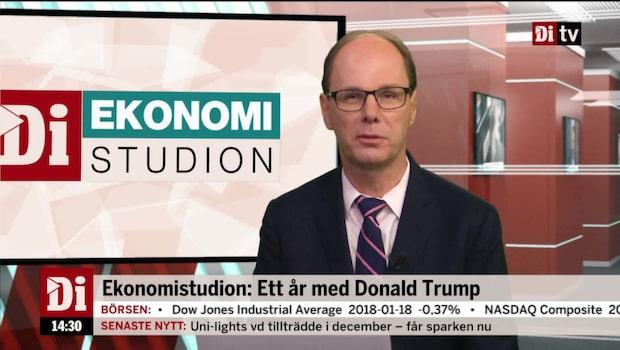 Ekonomistudion – 19 januari 2018