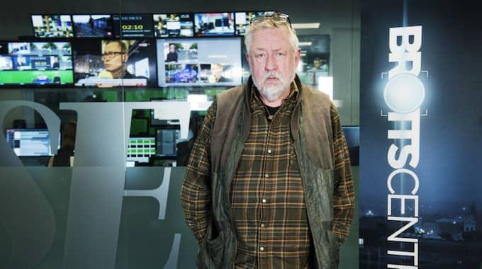 """Nu är det klart att Leif GW kommer att ta plats i Expressen TV:s satsning på kriminaljournalistik i """"Brottscentralen"""". Foto: Olle Sporrong"""