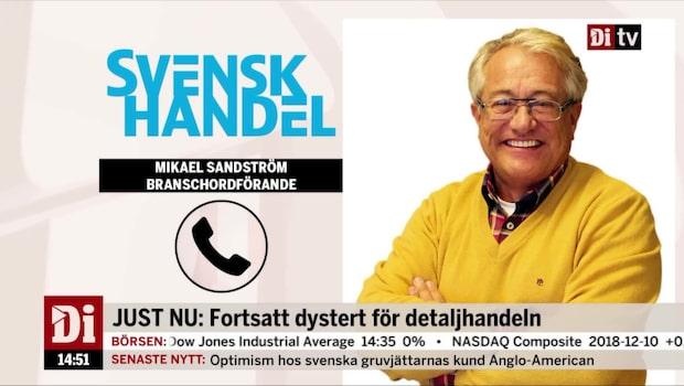 """Svensk klädhandel pekar ned: """"Hoppas tomten får en renässans"""""""