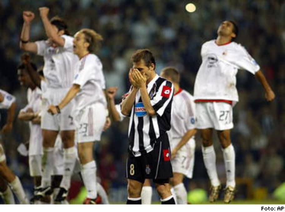 Juventus knep ligaguldet
