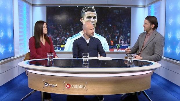 """""""De behövs för att förlänga Ronaldos karriär"""""""